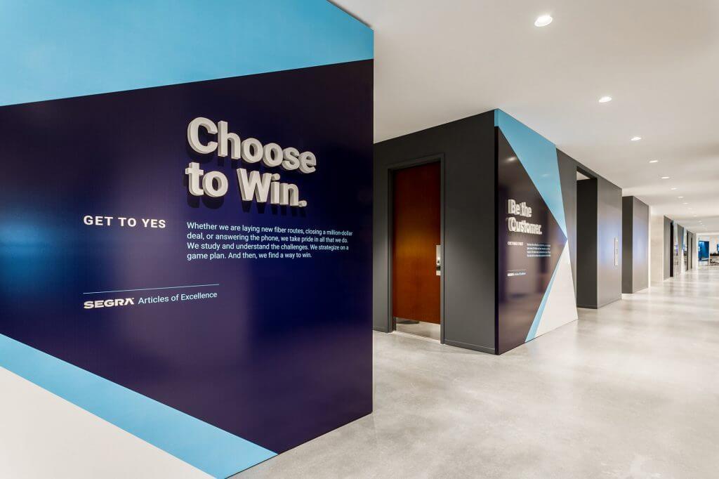 Act 1 Partners Branding Segra Choose to Win